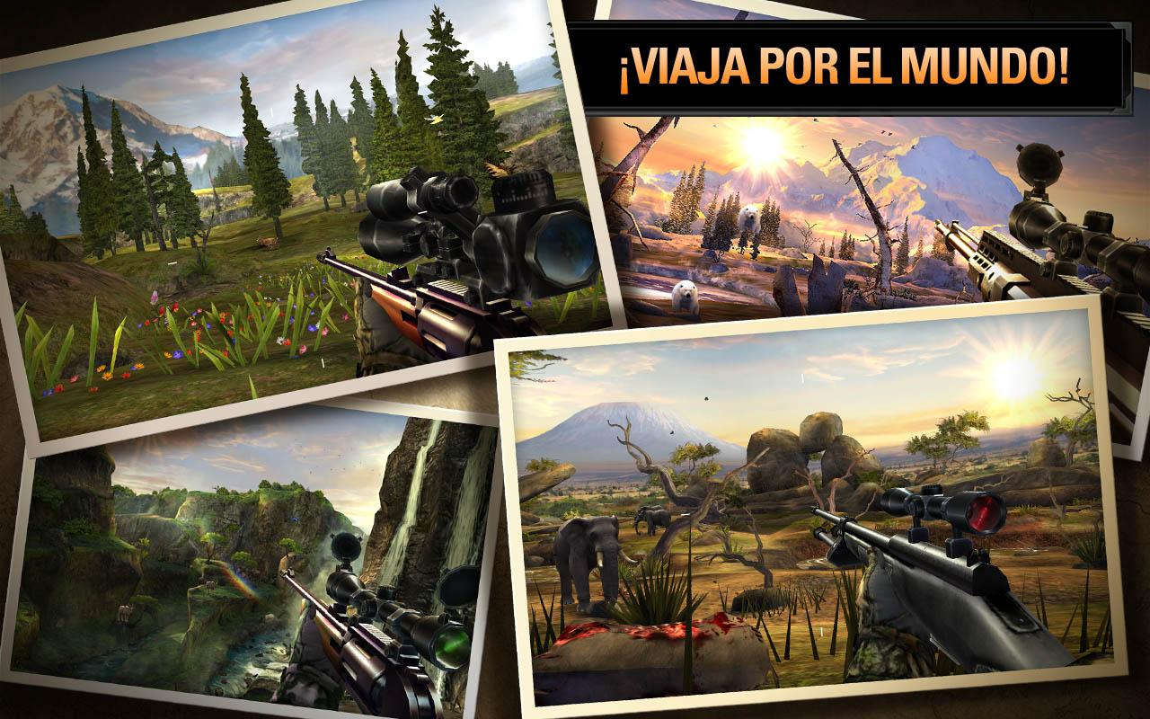 DEER HUNTER 2014 - screenshot