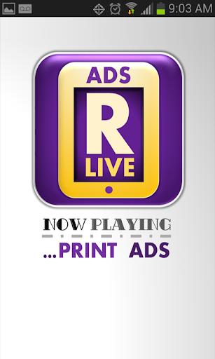 ADS R LIVE