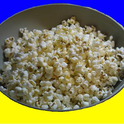 Boy Scout Popcorn Counter