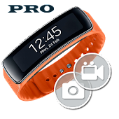 Gear Fit Camera Remote Pro
