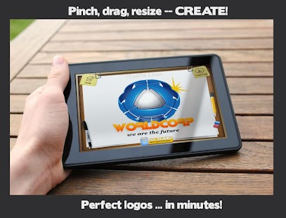 Logo Maker & Graphics Creator - screenshot thumbnail