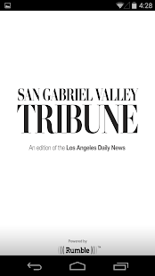 San Gabriel Valley Tribune - screenshot thumbnail