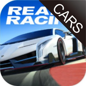 Real Racing 3 Cars List