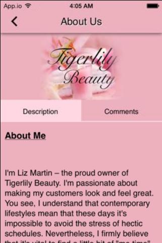 Tigerlily Beauty