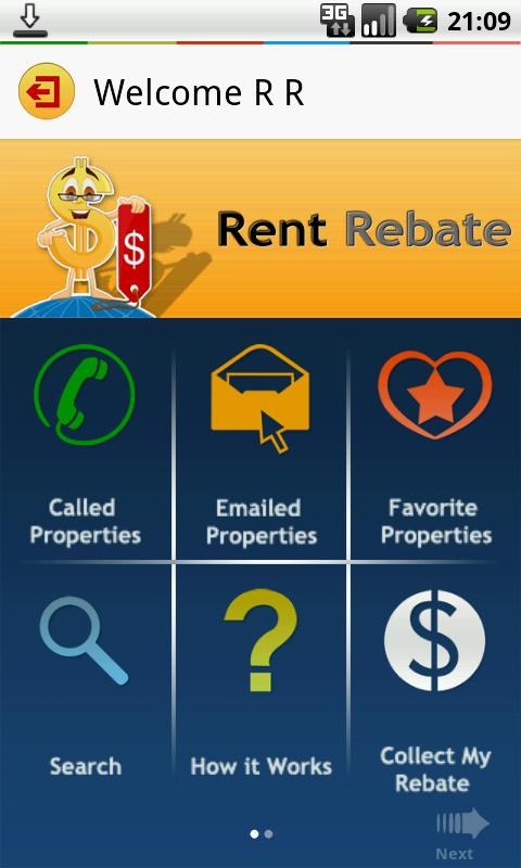 Rent Rebate  Android Apps On Google Play