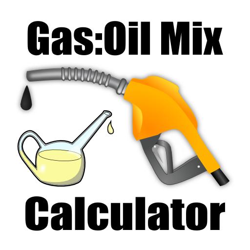 Gas Oil Mix Calculator LOGO-APP點子