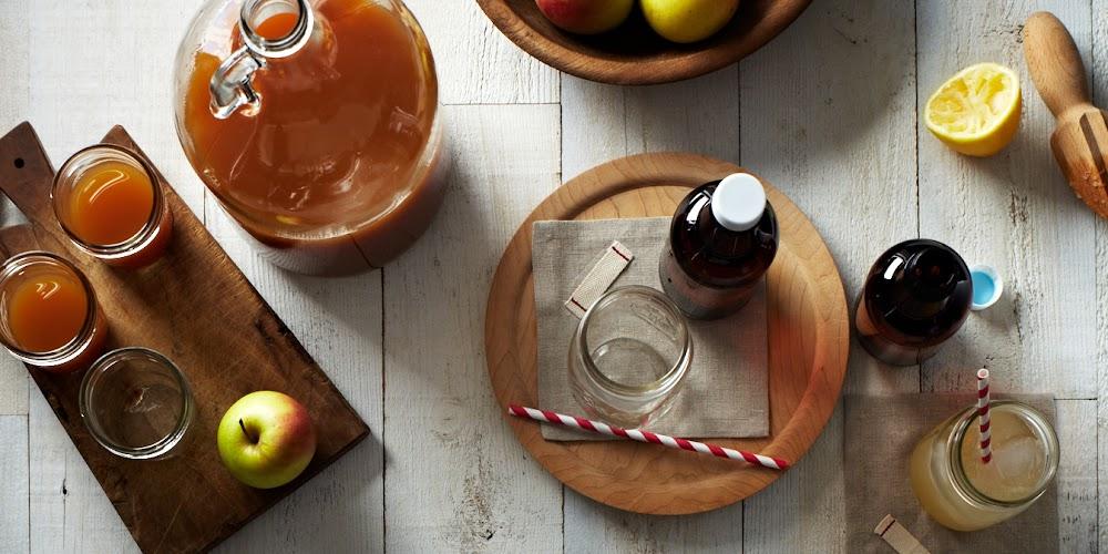 DIY: Cider & Soda
