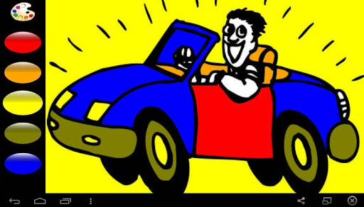 Car Coloring for Kids