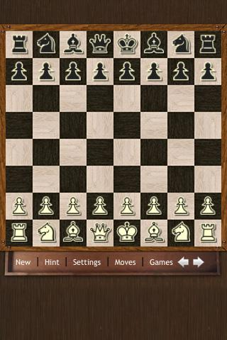 Eugene Chess - screenshot