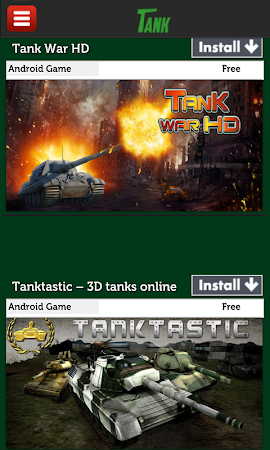 Tank Games 2.5.4 screenshot 664512