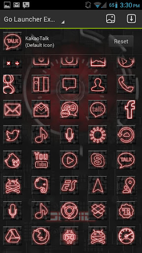 免費個人化App|Droid Go Launcher Ex Theme|阿達玩APP