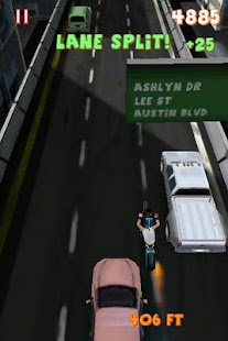 Lane Splitter- screenshot thumbnail