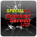 Cracked! Theme GO Launcher EX icon