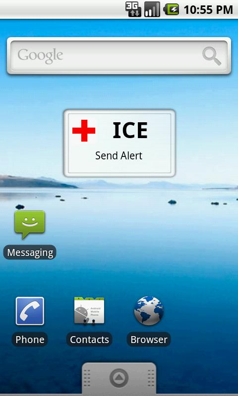ICE : Emergency Contact - screenshot