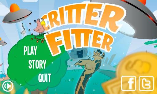 Critter Fitter - 动物拼图