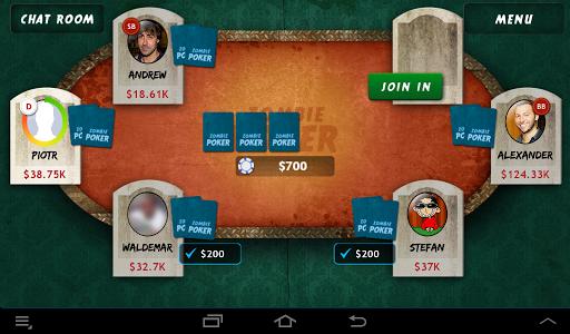 殭屍德州撲克|玩紙牌App免費|玩APPs