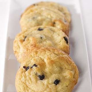 Blueberry-and-Cream Cookies.