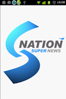 Screenshot of Nation Super News