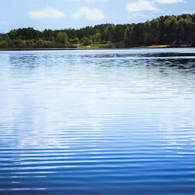 pure water by Mary Ozh  - Landscapes Forests ( #vitebsk #letsy #belarus )