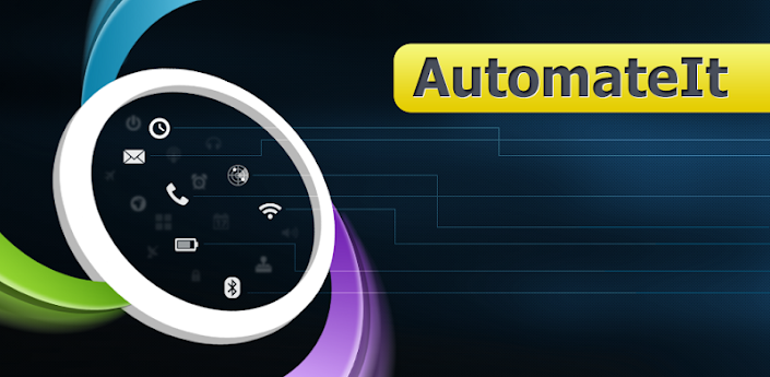 AutomateIt-Automate Your Droid