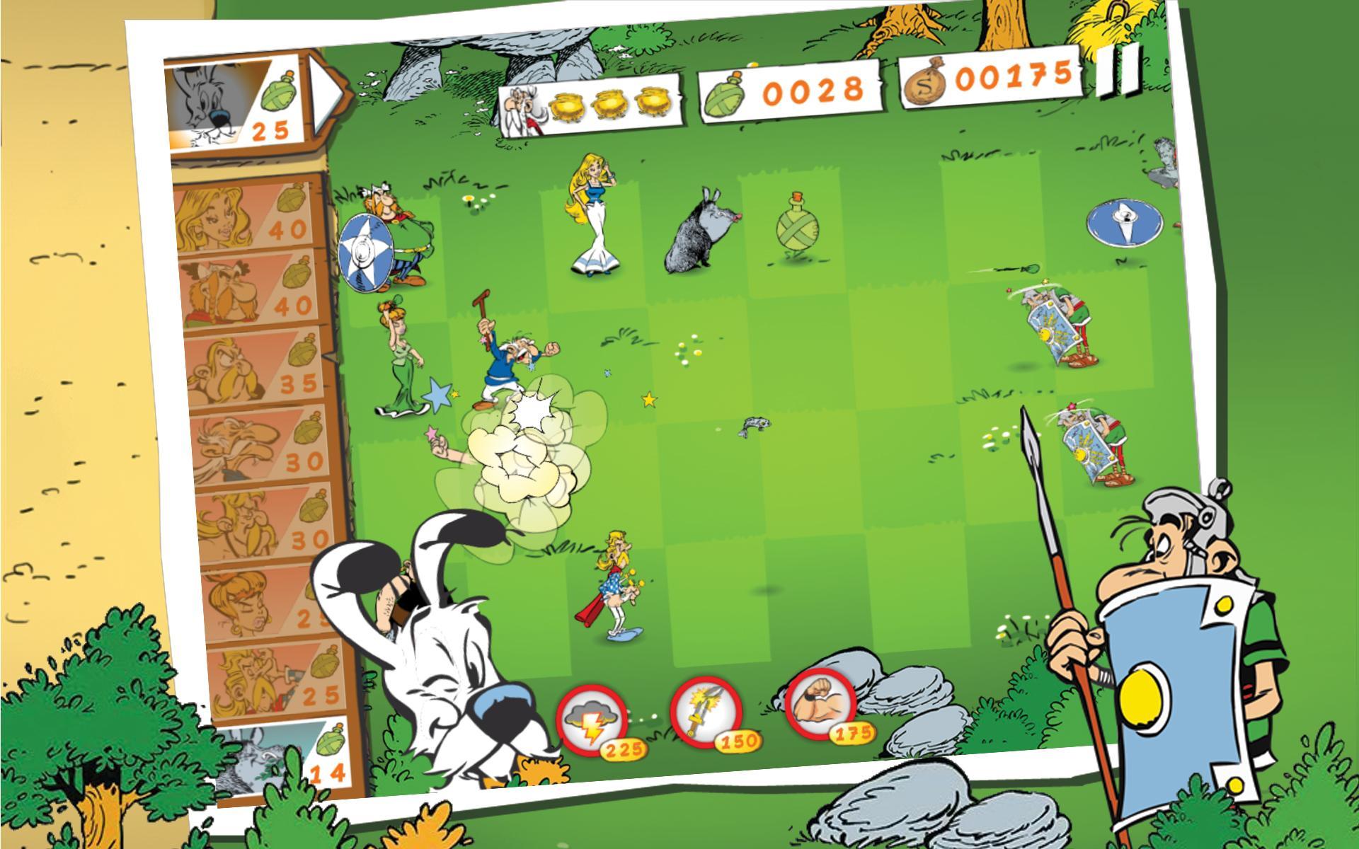 Asterix: Total Retaliation screenshot #12
