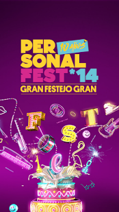 Personal Fest 2014