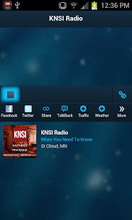 KNSI AM 1450 & FM 103.3 - screenshot thumbnail