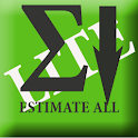 A Estimate All LITE logo