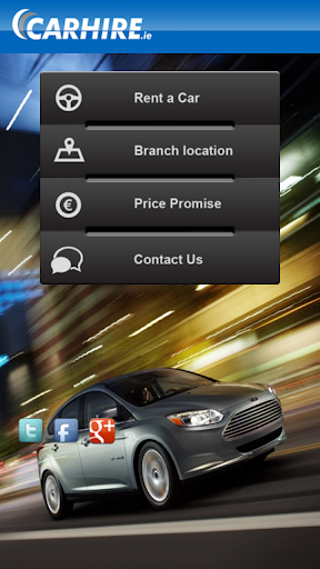 CARHIRE.ie Car Hire Ireland