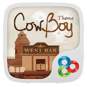 Cowboy GO Launcher Super Theme