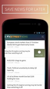 FXStreet Forex News & Calendar- screenshot thumbnail