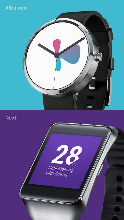 ustwo Smart Watch Faces- screenshot