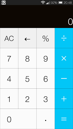 8 Calculator