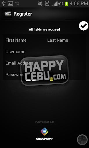 【免費社交App】Happy Cebu-APP點子