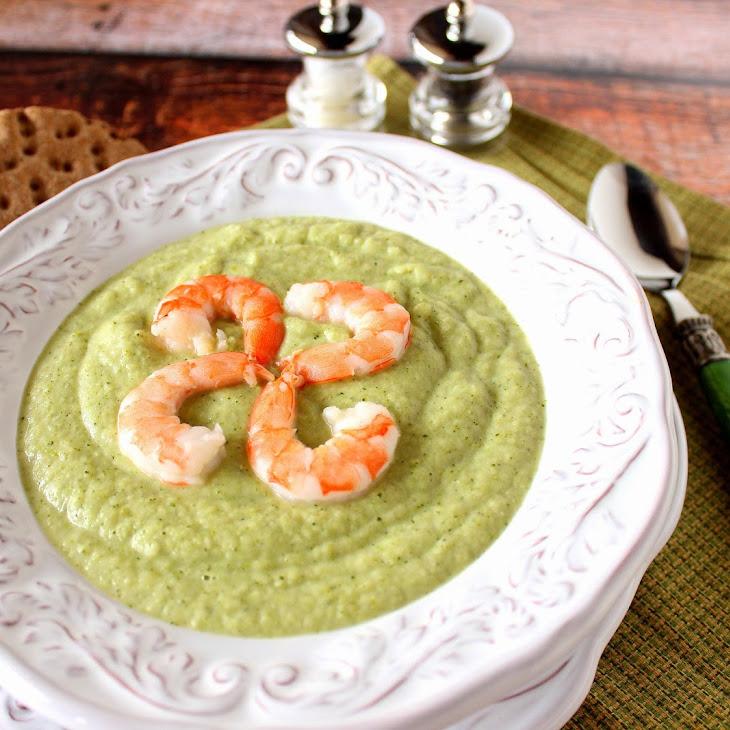 "Light Creamed Roasted Vegetable Soup for #SundaySupper ""A Lighter New Year"""