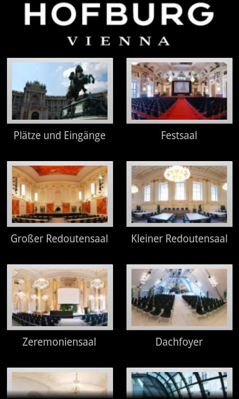 Virtual Hofburg Vienna - screenshot
