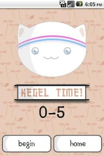 Kegel Kat- screenshot thumbnail