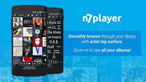 n7player Music Player Screenshot 9