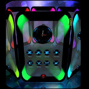 FutureTech Next Launcher Theme LOGO-APP點子