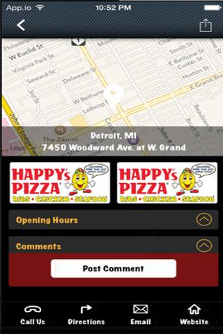 pizza store layout simulation apply the