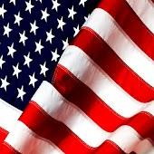 3D u.s.a flag
