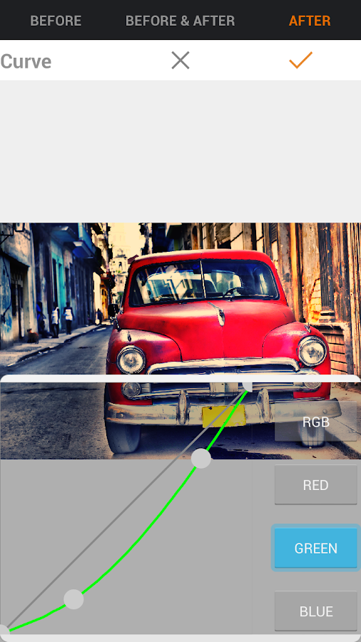 HDR FX Photo Editor Free - screenshot