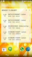 Screenshot of Today - Calendar Widgets