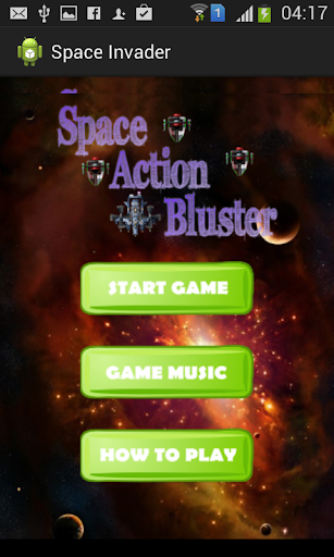 Space Action Blaster Invaders