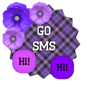 GO SMS THEME - SCS406
