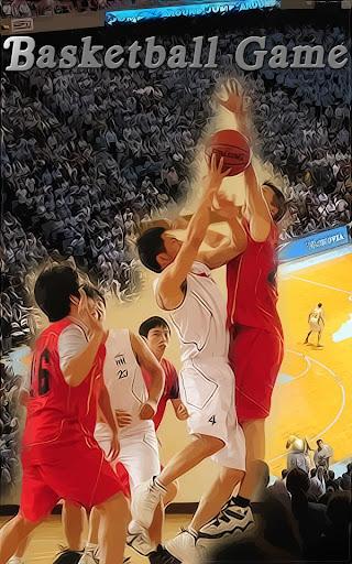 バスケットボールゲーム