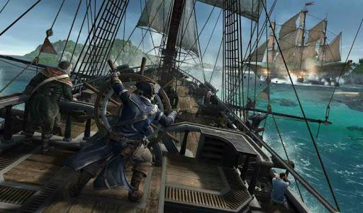 Ocean Asassins:Pirates Game