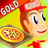Pizza Delivery Boy Game +