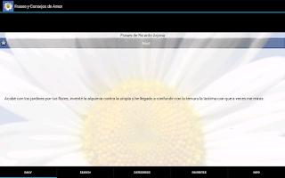 Screenshot of Frases y Consejos de Amor