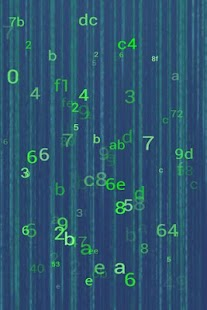 Matrix ScreenSaver - screenshot thumbnail